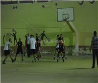 انطلاق دورة الملك الرمضانية لكرة السلة في السويس