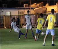 الإسماعيلي يهزم فريق الأمل B بهدف استعدادا للأهلي