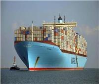 22 سفينة إجمالي الحركة بموانئ بورسعيد اليوم