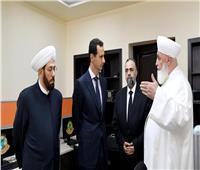 الأسد: الشعب السوري يكافح التطرف من خلال صموده