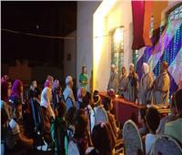 صور| إقبال جماهيري على ليالي رمضان الثقافية والفنية بأسيوط