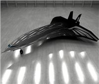 طائرة فضائية أسرع 5 مرات من الصوت