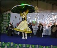 تقرير| التنورة والفنون الشعبية وأنشطة الطفل تجذب جمهور معرض فيصل للكتاب