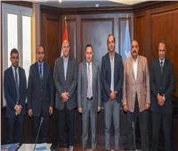 صور..تحيا مصر يوقع بروتوكول تعاون مع «الإسكندرية» لإنشاء شارع 306 بالمحافظة