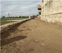 تنفيذ ٥٦ إزالة إدارية خلال حملة مكبرة بمركز بني مزار
