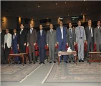 رئيس جامعة المنيا يشهد الأمسية الرمضانية لـ«مستقبل وطن»
