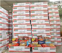 الهلال الأحمر الإماراتي يتعاون مع الأورمان للوصول للقرى الأكثر احتياجًا