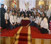 البابا تواضروس: يجب على الأقباط المغتربين التمسك بهويتهم المصرية