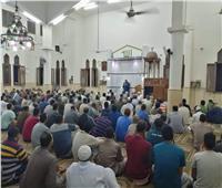 قافلة «البحوث الإسلامية» تختتم عملها بعد ثلاثة أيام بالمدن الجديد
