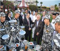 بمشاركة المحافظ.. مديرية أمن بورسعيد تنظم حفل إفطارها السنوي