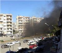 التلفزيون السوري: سقوط قذيفتين صاروخيتين وسط مدينة حلب