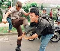 رئيس إندونيسيا يعلن السيطرةعلى الأوضاع عقب اندلاع أعمال عنف بالعاصمة