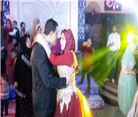صور| «الأذن تعشق قبل العين».. مبادرة زواج المكفوفين طريقهم لعُش الزوجية