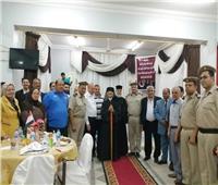الكنيسة القبطية الكاثوليكية تقيم حفل إفطار رمضاني
