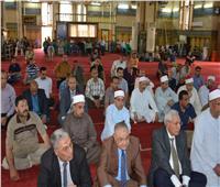 شاروبيم: يشهد احتفال أوقاف الدقهلية بذكرى غزوة بدر بمسجد النصر