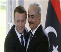 قصر الإليزيه: حفتر استبعد وقف إطلاق النار في محادثاته مع ماكرون