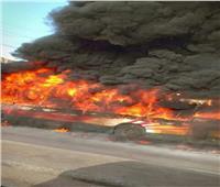 فيديو| قبل أن يتفحم.. تفاصيل إنقاذ ركاب الأتوبيس 122