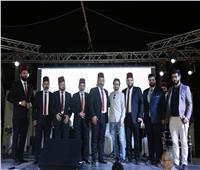 «أبو شعر» تتألق في حفلها بالتعاون مع الجالية السورية