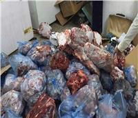 «الزراعة»: ضبط أكثر من 5 أطنان لحوم ودواجن وأسماك فاسدة بالمحافظات