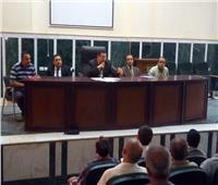 السجن لـ8 متهمين وبراءة 14 آخرين في أحداث شغب بالمنيا