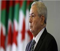 الرئيس الجزائري المؤقت يعرب عن قلق بلاده العميق للأوضاع في ليبيا