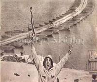 وفاة صاحب أشهر صورة في حرب اكتوبر