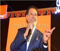 صور| راغب علامة يتألق بحضور وزراء وفنانين في أحد حفلات السحور