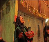 فيديو| «الحاجة دلال».. قصة أشهر «مسحراتية» في المعادي