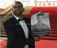 الفلسطيني وسام الجعفري يفوز بالمركز الثالث من السيني فنديسيون