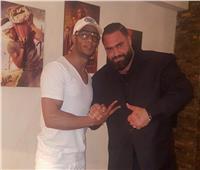 محمد رمضان يُعلن وفاة أقرب أصدقائه