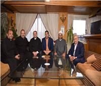 هيئة الإغاثة الكاثوليكية تقيم الإفطار الرمضانى بسوهاج بحضور نواب سوهاج وممثلى الأوقاف وبيت العائلة