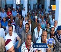 بث مباشر| شعائر صلاة الجمعة من مسجد السيدة نفيسة بالقاهرة
