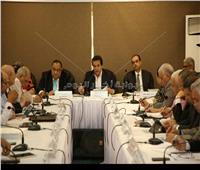 ننشر تفاصيل اجتماع المجلس الأعلى للجامعات بجامعة حلوان