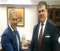 اتفاقية تعاون بين التلفزيون المصري والمتحدة للخدمات الإعلامية