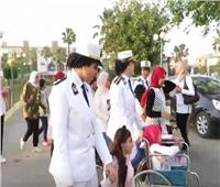 فيديو| حفل إفطار باتحاد الشرطة الرياضي لأطفال دور الرعاية