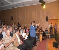 أوبريت «الجزيرة الخضراء» يُشعل مسرح جامعة عين شمس