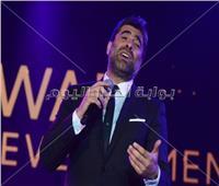 صور| وائل كافوري يُحيي حفل سحور إحدى الشركات