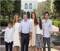 فيديو| الملكة رانيا «ست بيت» في إفطار العائلة الملكية