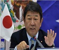 وزير الاقتصاد الياباني: على طوكيو وواشنطن العمل لحل الخلافات التجارية