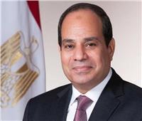 «السيسي» يستقبل رئيس المجلس العسكري الانتقالي بالسودان