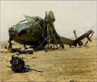 تحطم طائرة هليكوبتر عسكرية بالمكسيك ومقتل أفراد طاقمها الخمسة