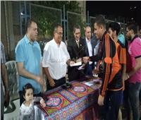 «تجارة عين شمس» يحصد المركز الأول في الدورة الرمضانية لكرة القدم الخماسية