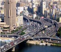 سيولة مرورية على محاور وميادين القاهرة والجيزة
