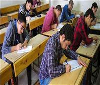 380 ألف طالب بالصف الأول الثانوي يؤدون امتحان الرياضيات إلكترونيا