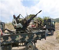 """الجيش السوري يطهر بلدة """"كفرنبودة"""" الإستراتيجية من النصرة وحلفائها"""