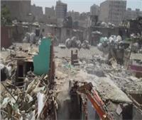 محافظ القاهرة: إزالة «العشش» المقامة على أراضي الدولة بحي السلام أول