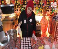 فيديو  | «ملح وسكر».. أسهل طريقة لعمل «كب كيك الفانيليا والشوكولاتة»