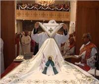 أول قداس في كنيسة السيدة العذراء ولوقا الطبيب بجوسفورد الأسترالية