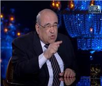 فيديو| مصطفى الفقي يكشف مفاجآت عن «مبارك» في «شيخ الحارة»