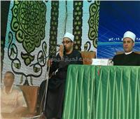 «أهمية الوقت» في ملتقى الفكر الإسلامي بالحسين